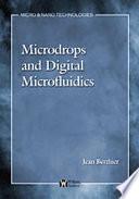 Micro Drops and Digital Microfluidics