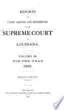 Louisiana Reports