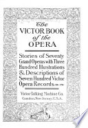 The Victor Book of the Opera