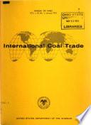 International Coal Trade Book PDF