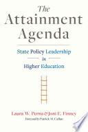 The Attainment Agenda
