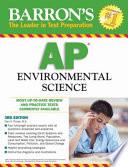 Barron s AP Environmental Science