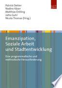 Emanzipation, Soziale Arbeit und Stadtentwicklung