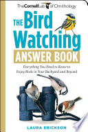 Book The Bird Watching Answer Book