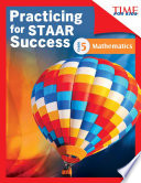 Time For Kids Practicing For Staar Success Mathematics Grade 5