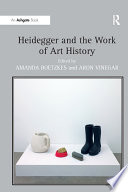 Heidegger and the Work of Art History