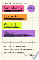 Nabokov s Favorite Word Is Mauve