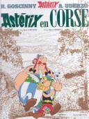 illustration Astérix en Corse