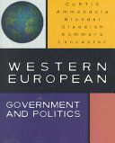 Ebook Western European Government and Politics Epub Michael Curtis Apps Read Mobile