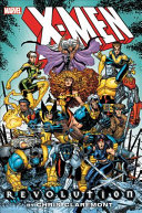 X Men  Revolution by Chris Claremont Omnibus