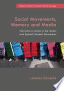 Social Movements  Memory and Media
