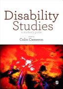 Disability Studies