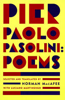 Pier Paolo Pasolini, Poems