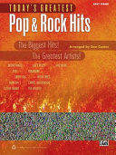 Today s Greatest Pop   Rock Hits