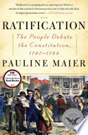 Ratification States Founders The Author Recounts The Dramatic