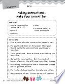 The Mitten Making Cross-Curricular Connections : the common core. the activities integrate...