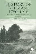 History of Germany 1780 1918