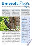 Zeitschrift UmweltBriefe Heft 14/2015