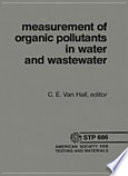 Measurement of Organic Pollutants in Water and Wastewater