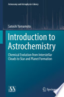 Introduction To Astrochemistry book