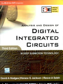 Analysis And Design Of Digital Integrated Circuits  In Deep Submicron Technology  special Indian Edition