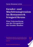 Gender- und Machttransgression im Romanwerk Irmgard Keuns