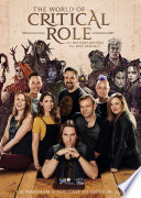 Book The World of Critical Role
