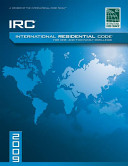 International Residential Code for One and Two Family Dwellings  2009