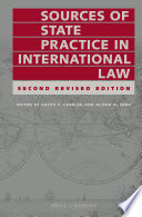 Sources of State Practice in International Law
