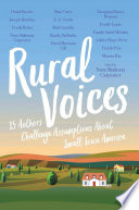Book Rural Voices