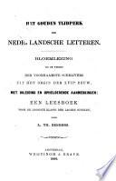Het gouden tijdperk der Nederlandsche letteren