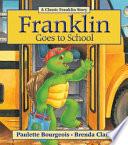 illustration Franklin Goes to School