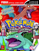 Firered official game guide