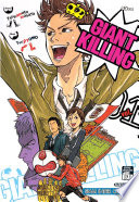 Giant Killing 1 book