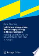 Leitfaden kommunale Rechnungsprüfung in Niedersachsen