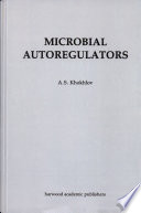 Microbial Autoregulators