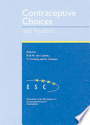 Contraceptive Choices and Realities: Proceedings of the 5th Congress of the European Society of Contraception