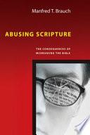 Abusing Scripture