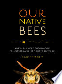 Our Native Bees Book PDF