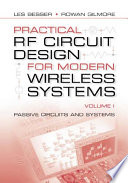 Practical RF Circuit Design for Modern Wireless Systems