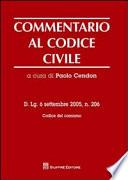 Commentario al codice civile