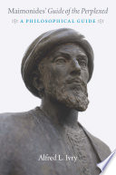 Maimonides   Guide of the Perplexed
