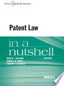 Adelman  Rader  and Klancnik s Patent Law in a Nutshell  2d