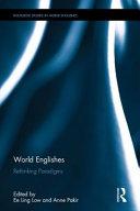 World Englishes: Rethinking Paradigms