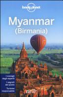 Copertina Libro Myanmar (Birmania)