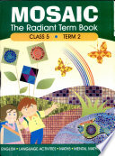 Mosaic The Radiant Term Book Class 5 Term 2 book