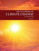 Encyclopedia of Climate Change