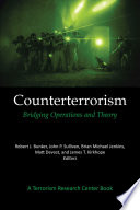 Counterterrorism  Bridging Operations and Theory