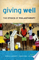 Giving Well