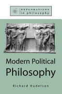 download ebook modern political philosophy pdf epub